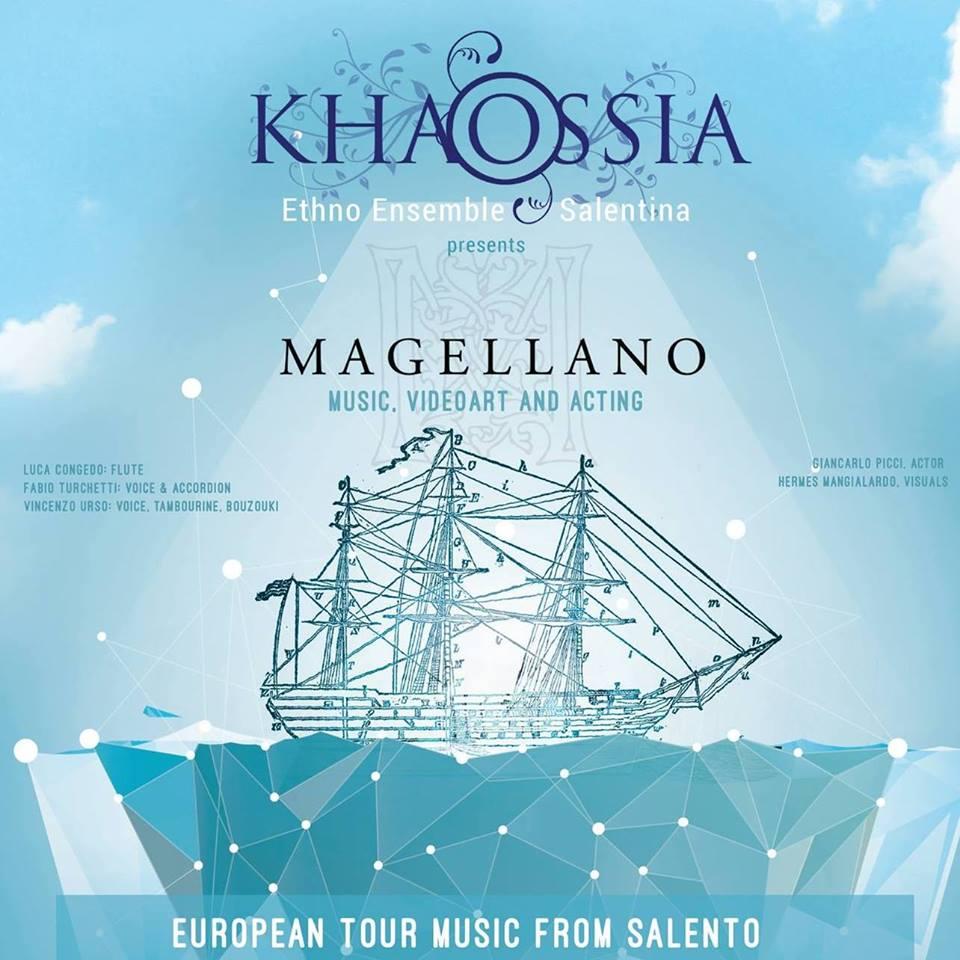 CD Magellano – Recensione Quisalento