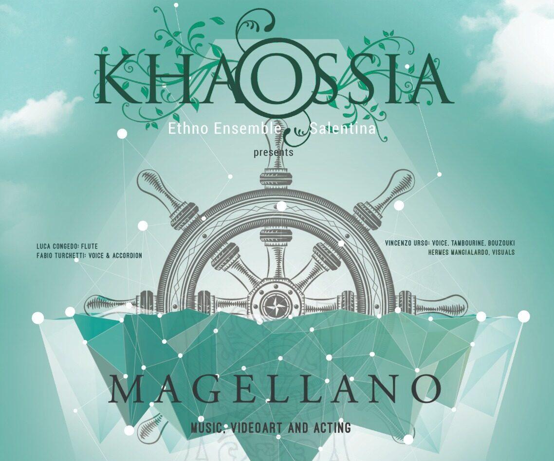 Khaossia nella Top 40 della Word Music Charts