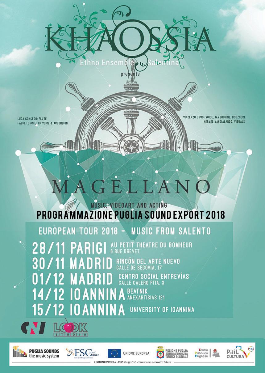 European Tournee 2018